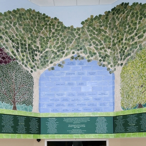 Donor Wall - Archmere Academy