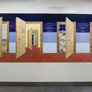 Donor Wall - University at Buffalo