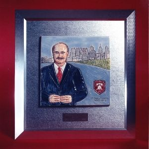 Award Plaque - Dr. Phil