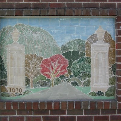 Homage to Wyndmoor Exterior Mural